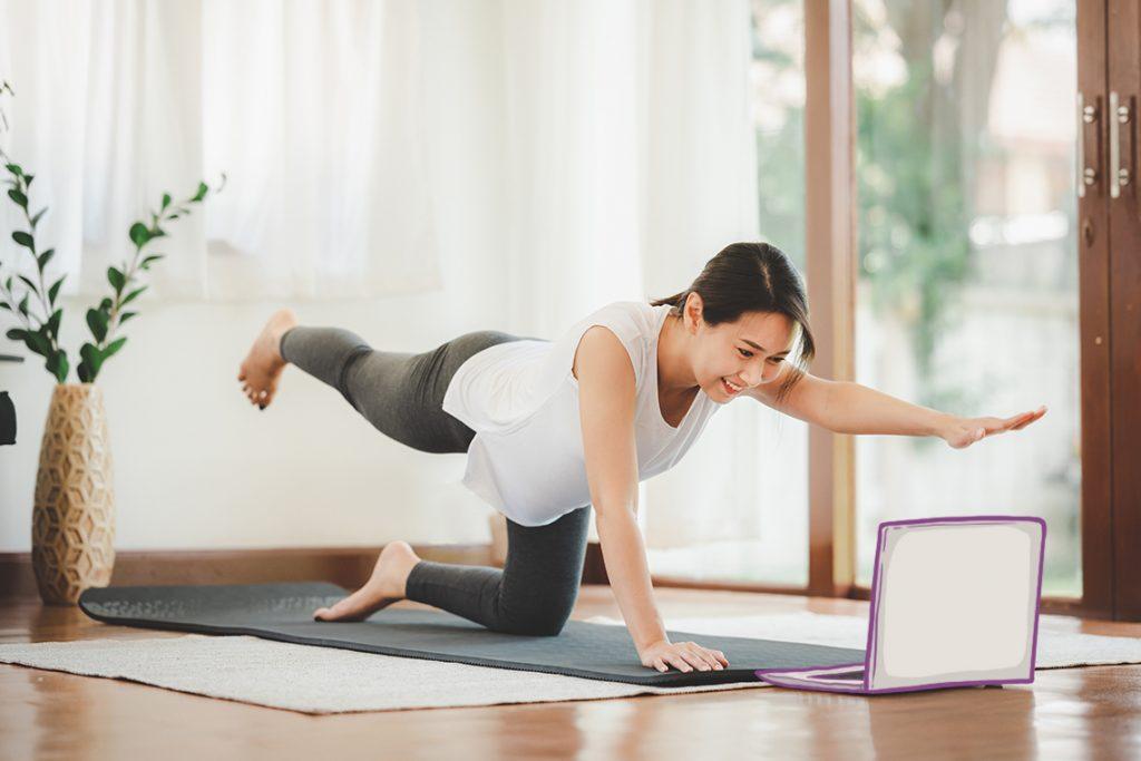 Olahraga dan hidup sehat