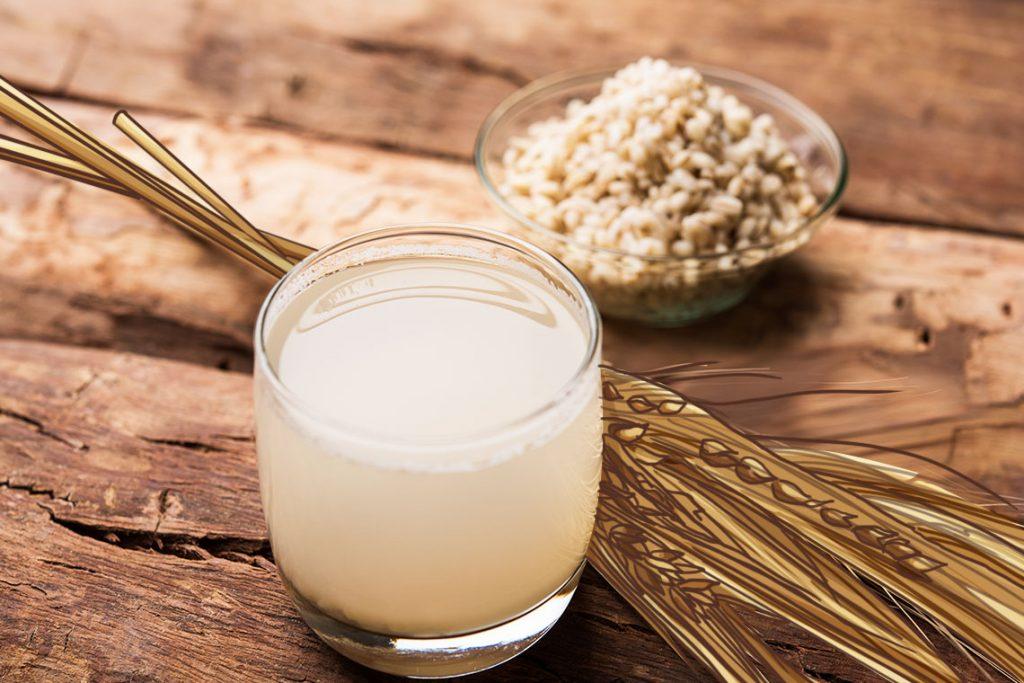 Air barley khas Singapura